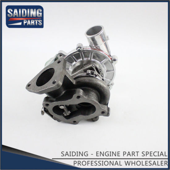 Saiding Turbocharger 17201-30080 for Toyota Hiace 2kdftv