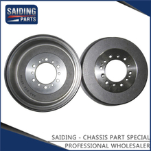 Saiding High Quality Brake Drum 42431-60070 for Toyota Land Cruiser Auto Parts Hzj75 1Hz