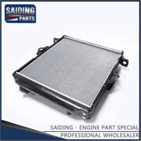 Cooling Radiator for Toyota Land Cruiser 1fzf 1fzfe Engine Parts 16400-66060
