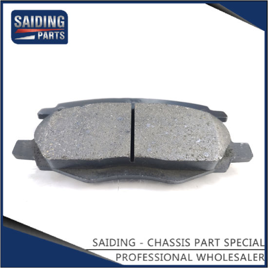Wholesale Car Brake Pads for Toyota Hilux Kun15 LAN15 Tgn15 Tgn16 04465-0K130