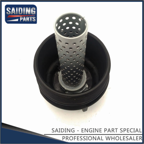 Auto Oil Filter Housing for Toyota Land Cruiser 1vdftv Engine Parts 15650-38010