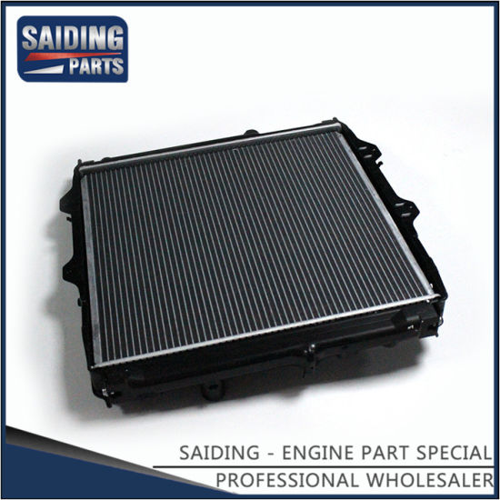 Cooling Radiator for Toyota Hilux 2kdftv Engine Parts 16400-30100
