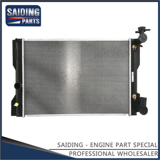 Cooling Radiator for Toyota Altis Corolla 2nzfe 3zzfe 1zzfe Engine Parts 16400-21240
