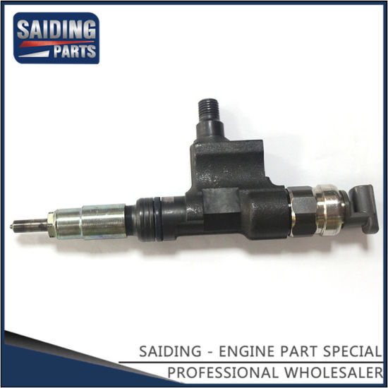 Injector for Toyota Coaster N04c Engine Parts 23670-E9281