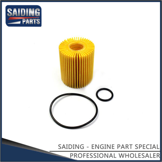 Auto Oil Filter for Toyota Land Cruiser Prado 1grfe Engine Parts 04152-38010